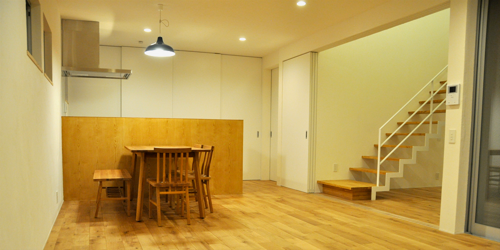岐阜県 デザイン住宅3